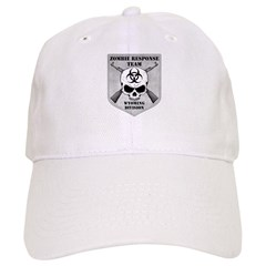 Zombie Response Team: Wyoming Division Baseball Cap