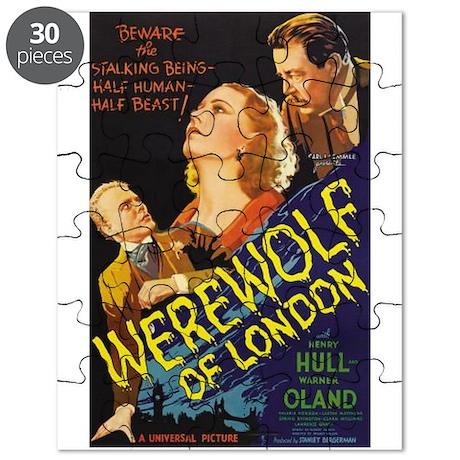 Werewolf of London Puzzle