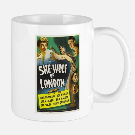 She-Wolf of London Mug