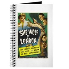 She-Wolf of London Journal