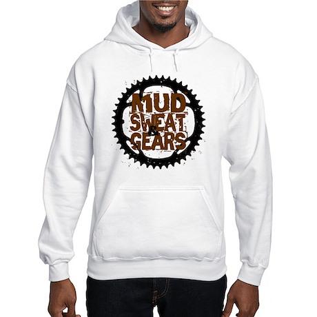 Mud, Sweat & Gears Hooded Sweatshirt