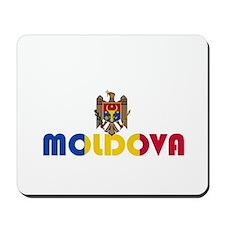 Moldova Mousepad