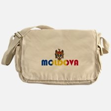 Moldova Messenger Bag