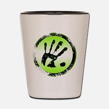 CON-TACT Hand Logo Shot Glass