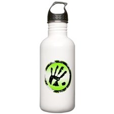 CON-TACT Hand Logo Water Bottle