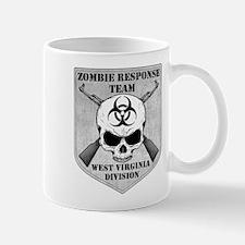 Zombie Response Team: West Virginia Division Mug