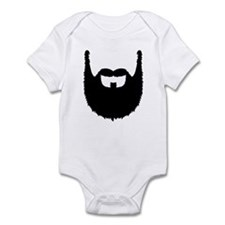 Full beard Infant Bodysuit
