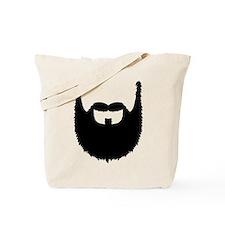 Full beard Tote Bag