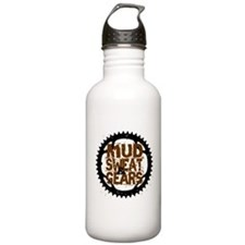 Mud, Sweat & Gears Sports Water Bottle