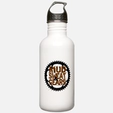 Mud, Sweat & Gears Water Bottle