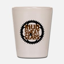 Mud, Sweat & Gears Shot Glass