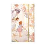 Tarrant's Thumbelina Rectangle Sticker