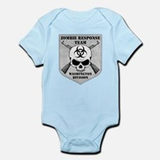 Zombie Response Team: Washington Division Onesie