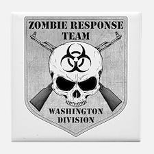 Zombie Response Team: Washington Division Tile Coa
