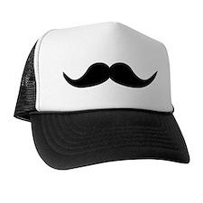 Beard Mustache Trucker Hat