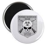 Zombie Response Team: Virginia Division Magnet