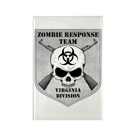 Zombie Response Team: Virginia Division Rectangle