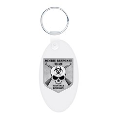 Zombie Response Team: Virginia Division Keychains