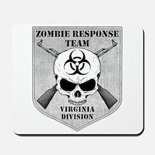 Zombie Response Team: Virginia Division Mousepad