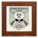 Zombie Response Team: Virginia Division Framed Til