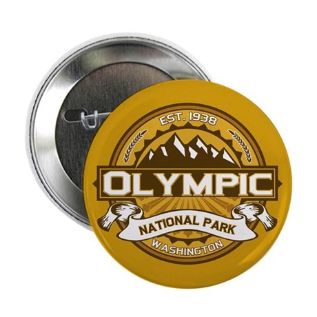 "Olympic Goldenrod 2.25"" Button"