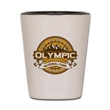 Olympic Goldenrod Shot Glass