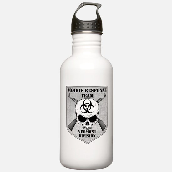 Zombie Response Team: Vermont Division Water Bottle