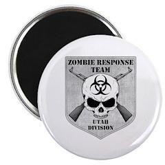 Zombie Response Team: Utah Division Magnet