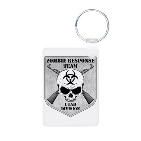 Zombie Response Team: Utah Division Aluminum Photo