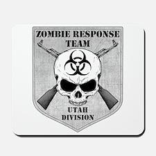 Zombie Response Team: Utah Division Mousepad
