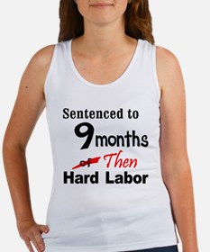 Funny Labor Women's Tank Top