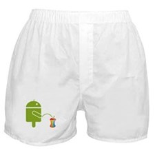 Cute Android Boxer Shorts