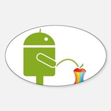 Cute Android Decal