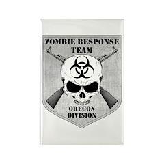 Zombie Response Team: Oregon Division Rectangle Ma