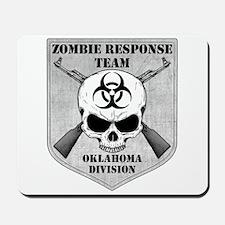 Zombie Response Team: Oklahoma Division Mousepad