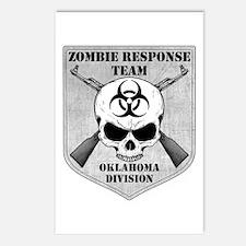 Zombie Response Team: Oklahoma Division Postcards