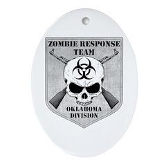 Zombie Response Team: Oklahoma Division Ornament (