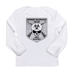 Zombie Response Team: Ohio Division Long Sleeve In