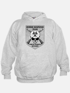 Zombie Response Team: North Dakota Division Hoodie