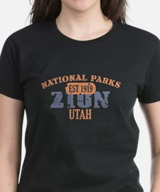 Zion National Park Utah Tee