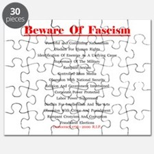 Beware of Fascism Gifts Puzzle
