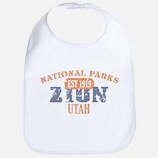 Zion National Park Utah Bib