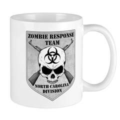 Zombie Response Team: North Carolina Division Mug
