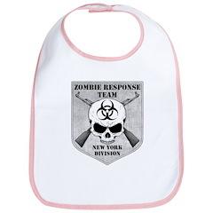 Zombie Response Team: New York Division Bib