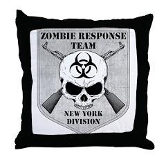 Zombie Response Team: New York Division Throw Pill