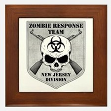 Zombie Response Team: New Jersey Division Framed T