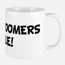 DOG GROOMERS Rule! Mug