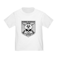 Zombie Response Team: New Hampshire Division Toddl
