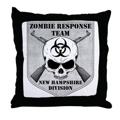Zombie Response Team: New Hampshire Division Throw