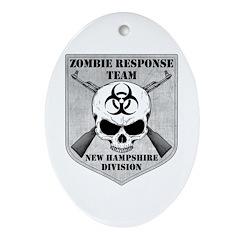 Zombie Response Team: New Hampshire Division Ornam